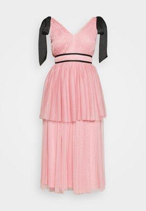 RIPLEY MIDI - Cocktail dress / Party dress - pink