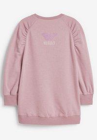 Next - Abito in maglia - pink - 1