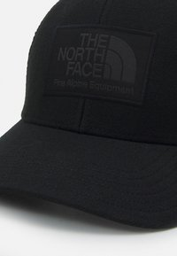 The North Face - DEEP FIT MUDDER TRUCKER UNISEX - Keps - black - 4