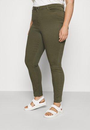 VMLORA - Skinny džíny - ivy green