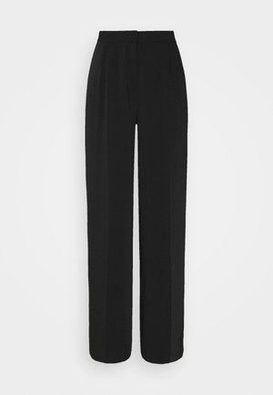 MILLE - Trousers - black