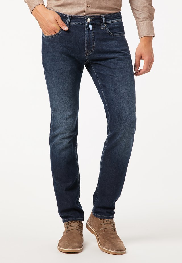 ANTIBES - Jeans Slim Fit - mid blue used
