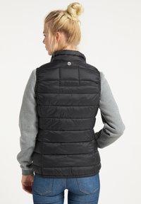 DreiMaster - STEPP - Waistcoat - schwarz - 2