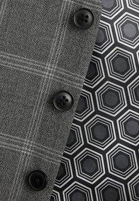 Next - Suit waistcoat - grey - 5