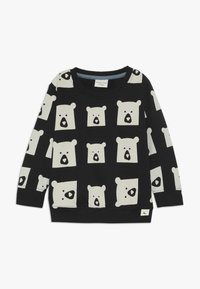 Turtledove - BEAR FAMILY BABY - Sweatshirt - black - 0