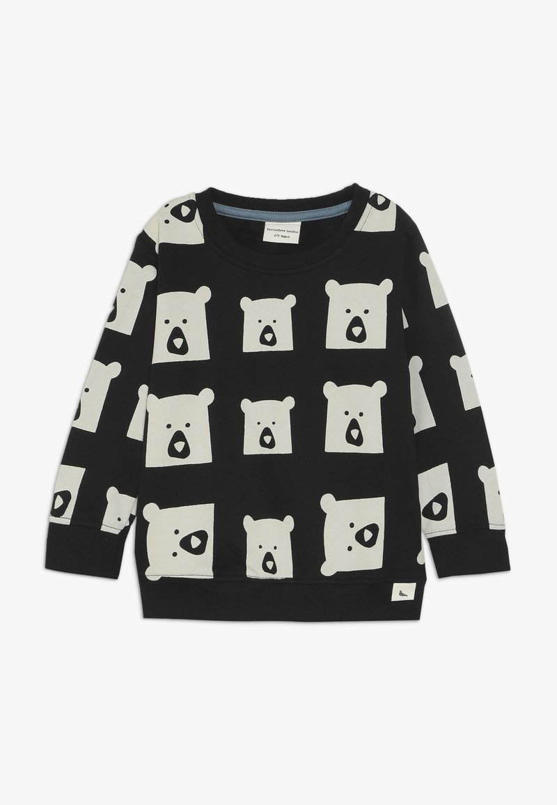 Turtledove - BEAR FAMILY BABY - Sweatshirt - black