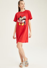 DeFacto - DISNEY - Nightie - red