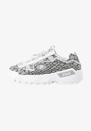 D-FORMATION - Sneakers laag - glacier gray
