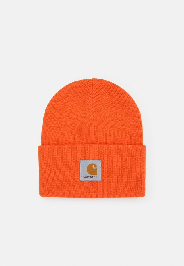 WATCH HAT - Beanie - safety orange