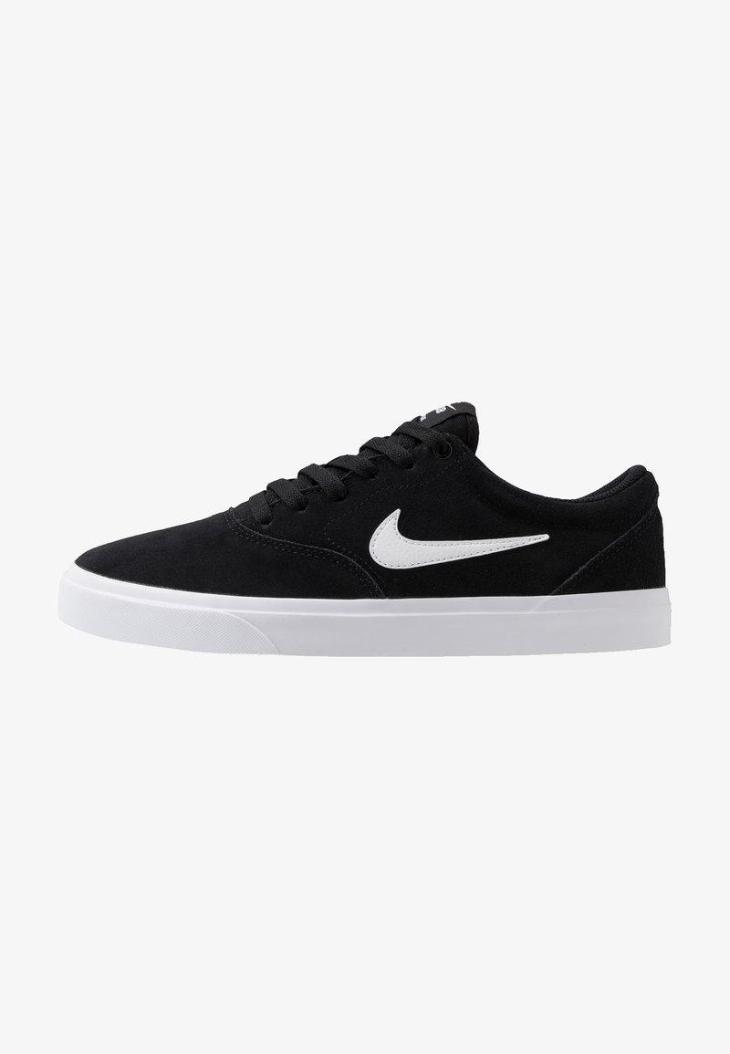 Nike SB - CHARGE - Skateskor - black/white