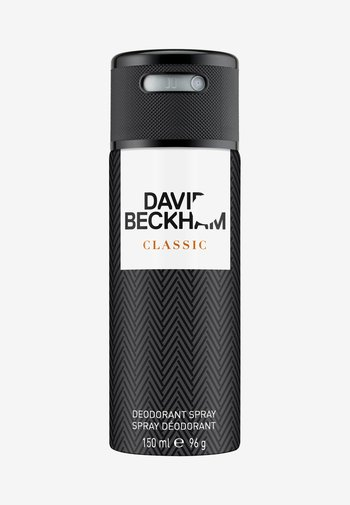 DAVID BECKHAM CLASSIC DEO SPRAY - Deodorant - -