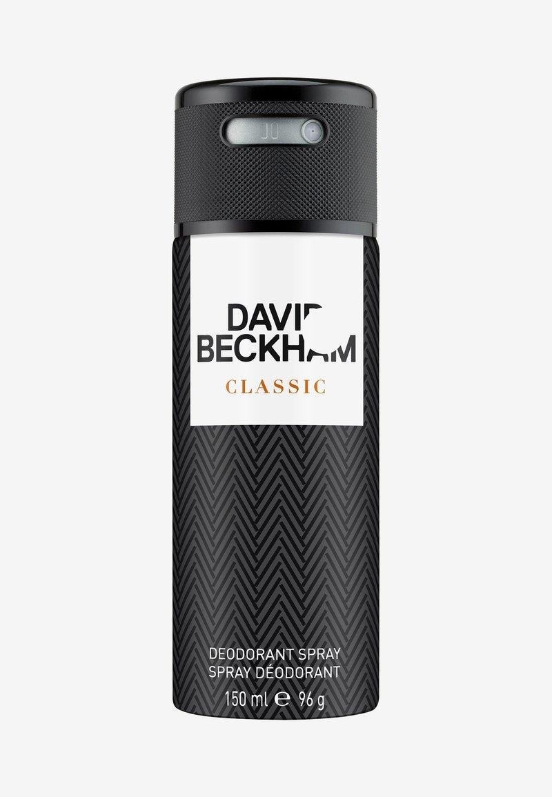 David Beckham Fragrances - DAVID BECKHAM CLASSIC DEO SPRAY - Deodorant - -