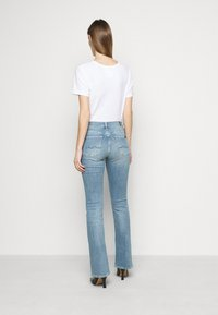 7 for all mankind - SOPHISTICATED - Bootcut jeans - hellblau - 2