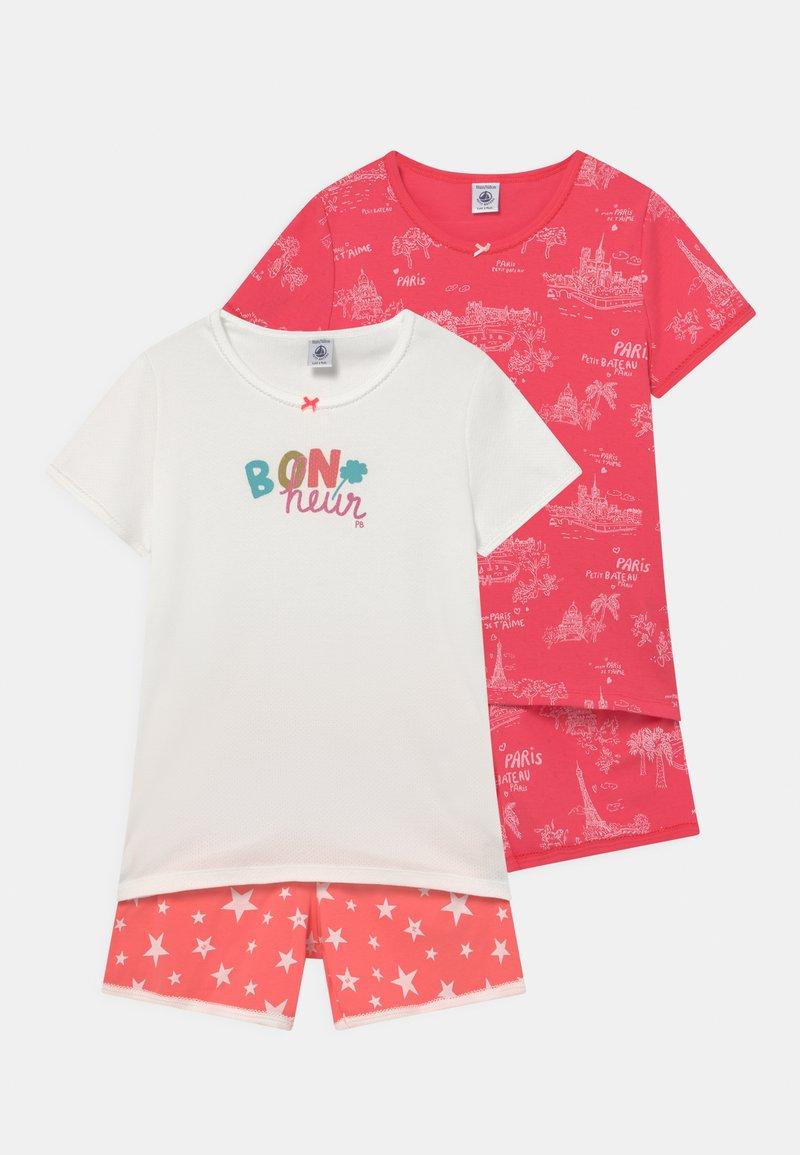 Petit Bateau - 2 PACK - Pyjama set - multi-coloured