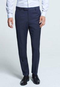 Strellson - MERCER - Suit trousers - navy - 0