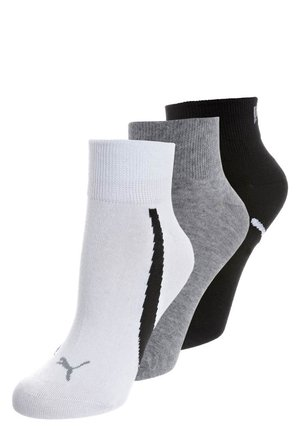 3 PACK - Sokken - white/grey/black
