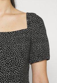 Even&Odd - Day dress - black/white - 5