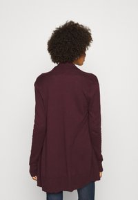 GAP - BELLA THIRD - Strickjacke - vamp red - 2
