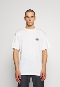 Bally - Jednoduché triko - white - 0