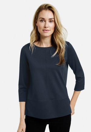 3/4 ARM - Long sleeved top - blue