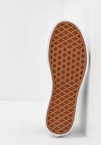 Vans - OLD SKOOL - Sneakers basse - neon glitter yellow/true white - 5