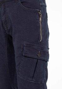 Cipo & Baxx - Slim fit jeans - blauw - 4