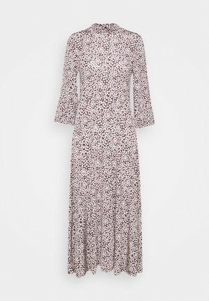 FRITTA DRESS - Maxi dress - choco