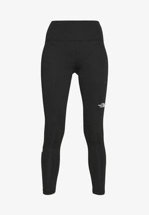 WOMENS NEW FLEX HIGH RISE 7/8 - Legginsy - black