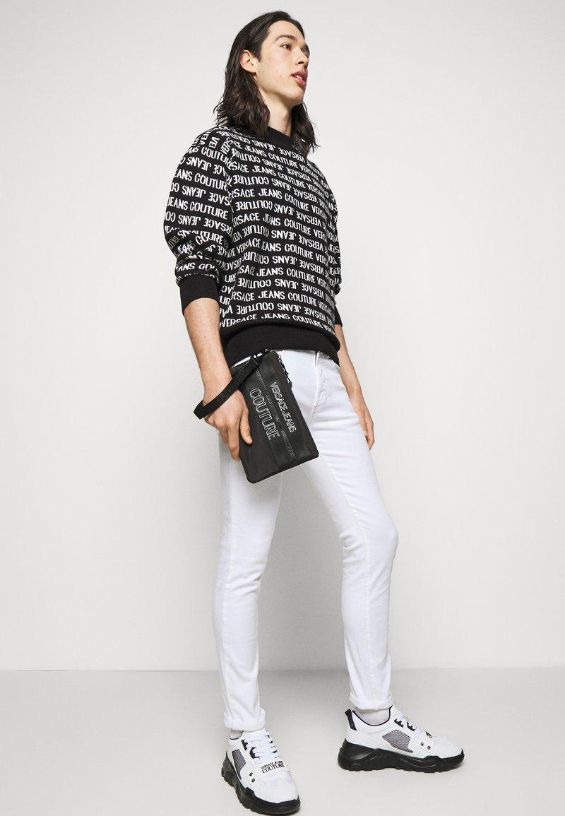 Versace Jeans Couture - UNISEX - Across body bag - black