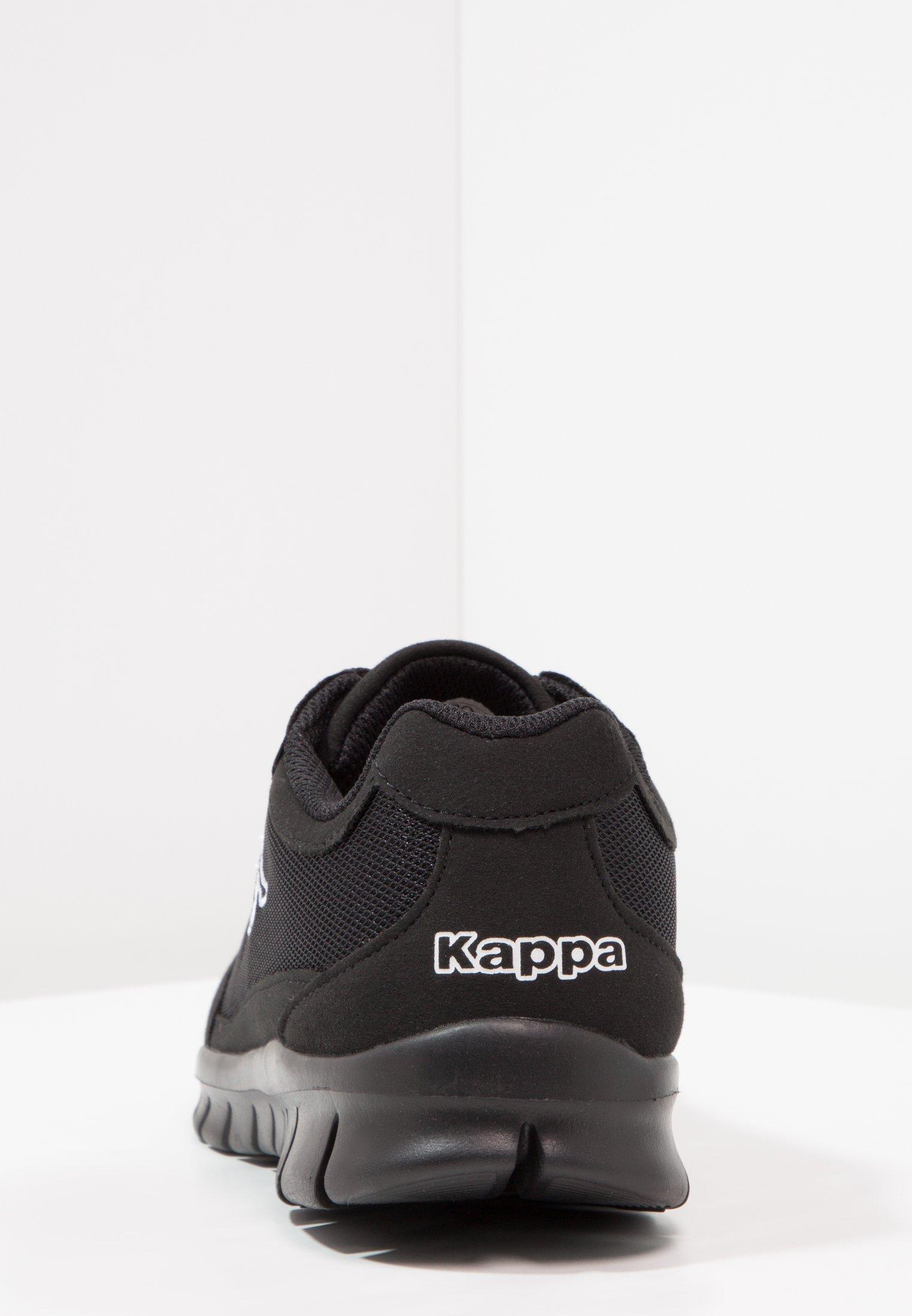 Kappa ROCKET Treningssko blackwhite Zalando.no