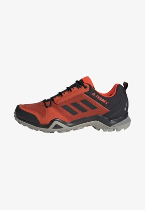 TERREX AX3 GORE-TEX HIKING SHOES - Trail running shoes - red