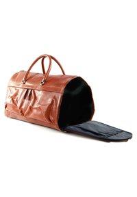 Saddler - ORLANDO - Weekend bag - midbrown - 3