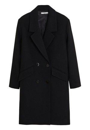 BARTOLI - Wollmantel/klassischer Mantel - schwarz