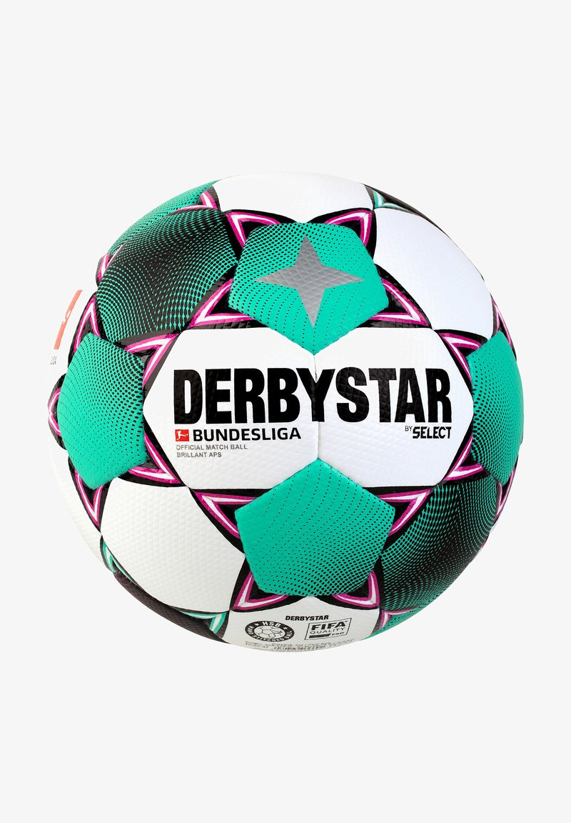 Derbystar - BUNDESLIGA  - Football - weiß / pink / grün