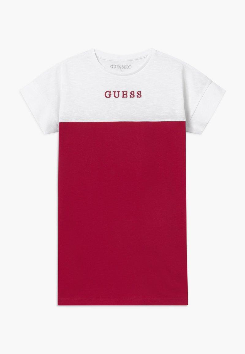 Guess - TODDLER - Jersey dress - disco pink