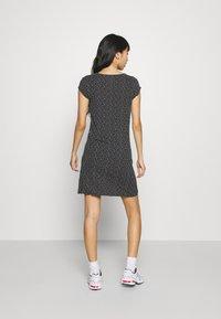 Even&Odd - Denní šaty - off-white/black - 2