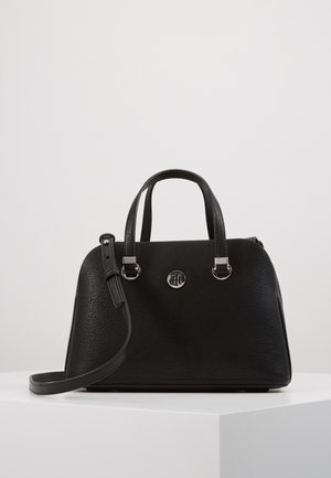 CORE MED SATCHEL - Borsa a mano - black