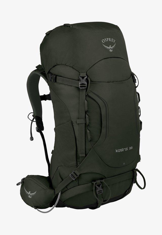 Rucksack - picholine green