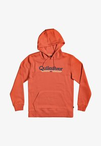 Quiksilver - TROPICAL LINES - Hoodie - chili - 0