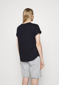 Marc O'Polo DENIM - Print T-shirt - scandinavian blue - 2