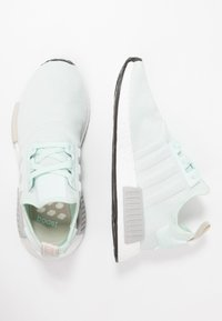 adidas Originals - NMD_R1 - Sneakersy niskie - ice mint/footwear white - 3