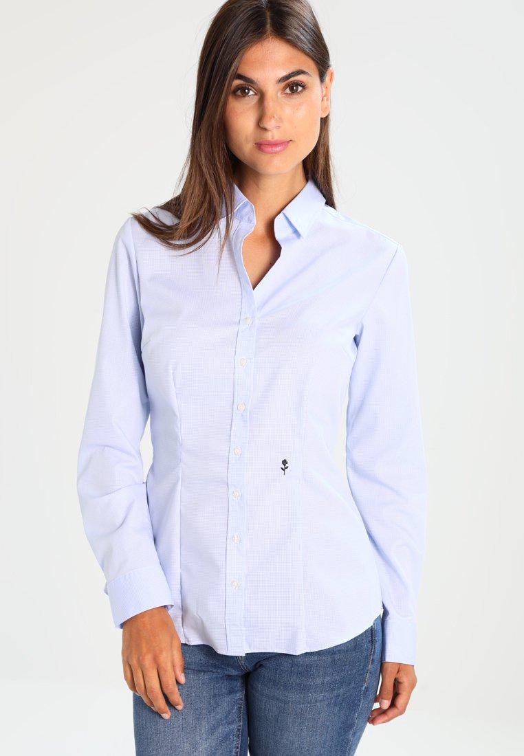 Seidensticker - Button-down blouse - hellblau