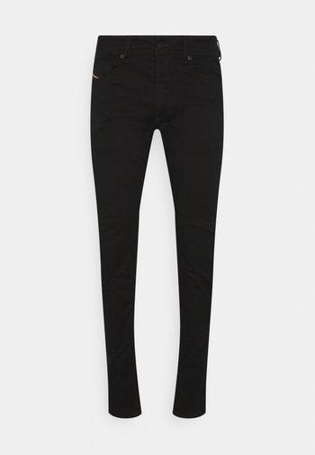 SLEENKER-X - Jeans Skinny Fit - black denim