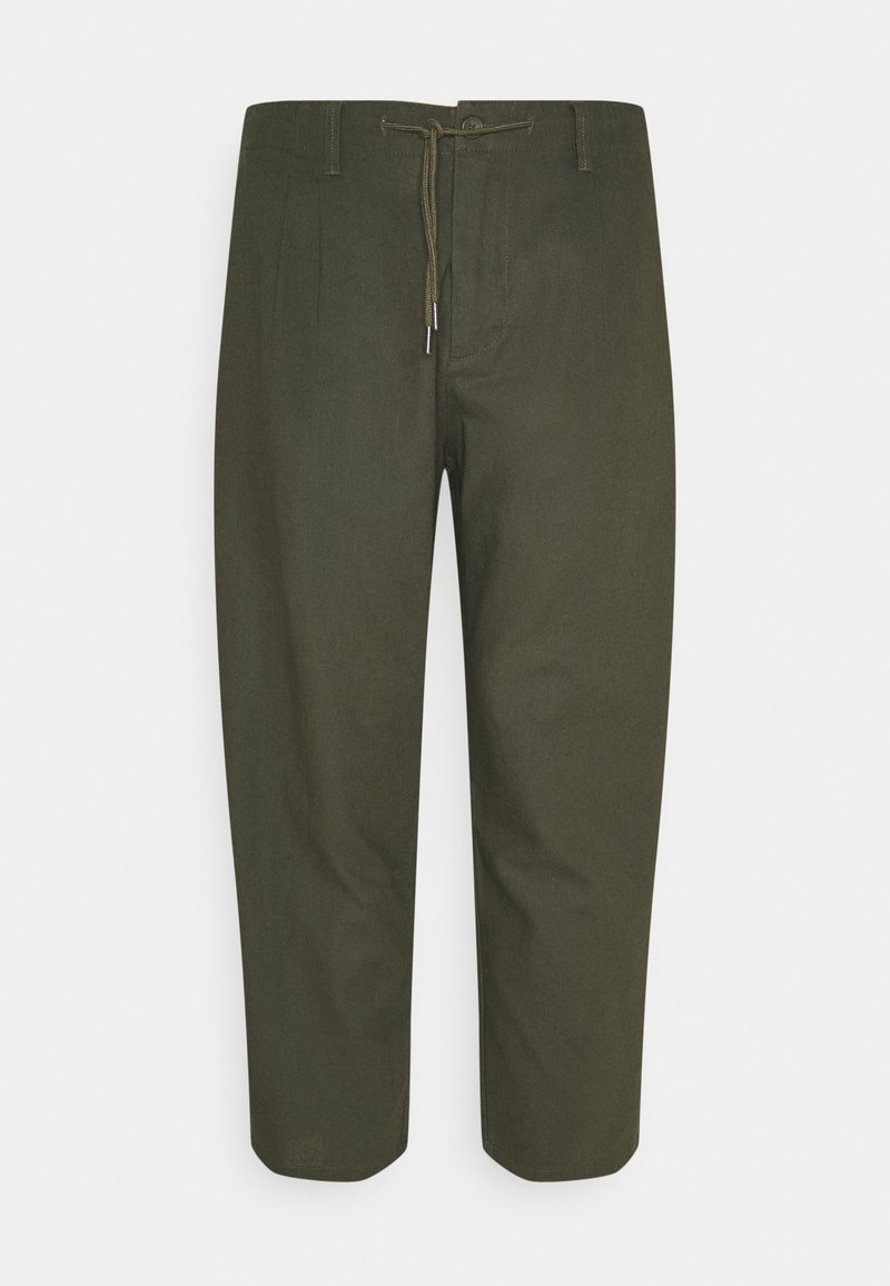 Only & Sons - ONSLEO MIX - Shorts - olive night