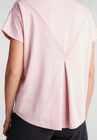 Esprit Sports - Print T-shirt - light pink - 3