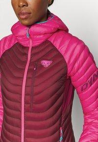 Dynafit - RADICAL HOOD - Down jacket - flamingo - 4