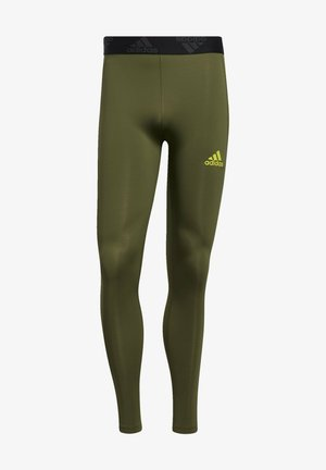 Leggings - khaki
