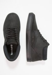 Timberland - ADVENTURE 2.0 CUPSOLE - Sneakersy wysokie - black - 1