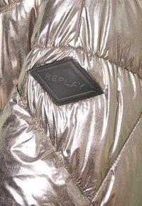 Replay - OUTERWEAR - Winter jacket - dark silver - 3