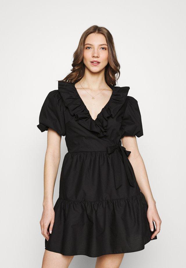 GABRIELLE DRESS - Sukienka letnia - black